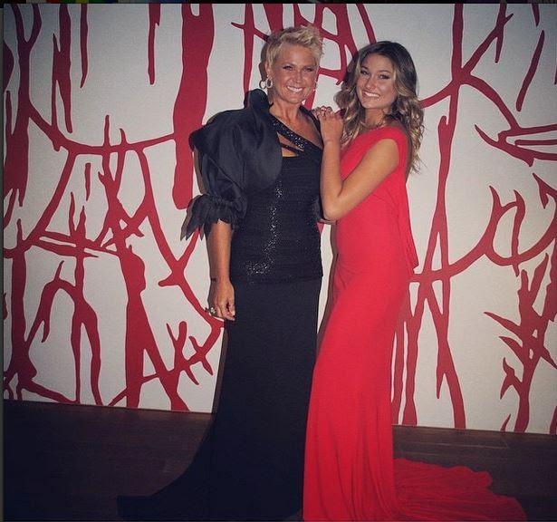Xuxa e Sasha (Foto: Reprodução do Instagram)