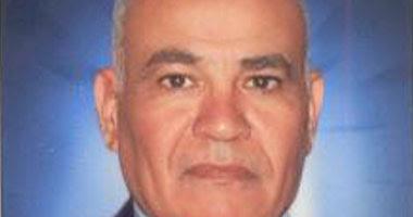 اللواء محمد ناصر العنترى مساعد الوزير مدير أمن الشرقية