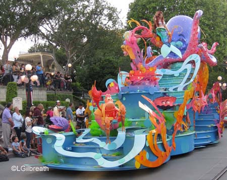 Mickeys Soundsational Parade Disneyland Allearsnet