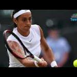 Wimbledon - Garcia prend une bulle, Cornet sortie par Azarenka