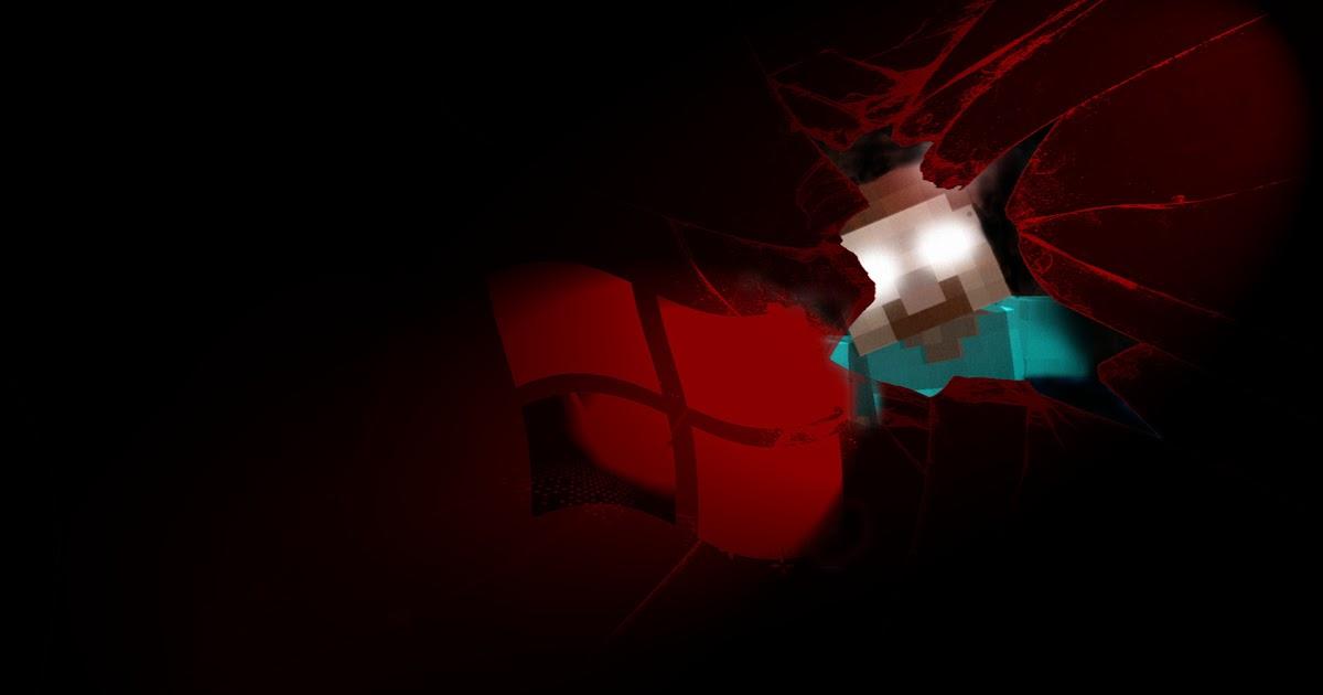 Download Minecraft Herobrine Wallpapers