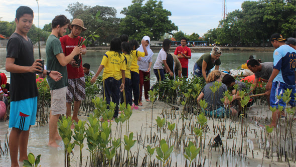 ARTS  CULTURE  Canada – Indonesia: Cross Cultural Youth Exchange and Community Development