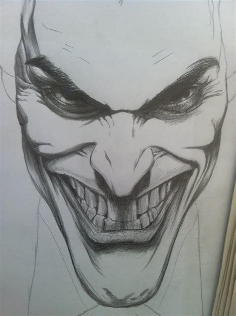 jokerinitial sketch  guardianofevermore  deviantart