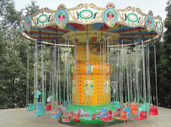 24 chairs swing rides for sale