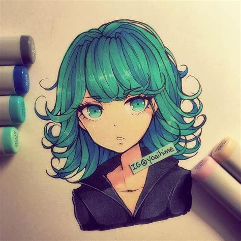 anime hair color ideas  pinterest palette