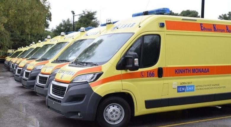 Πως μοιράστηκαν στο ΕΚΑΒ τα 143 ασθενοφόρα της δωρεάς του Ιδρύματος «Σταύρος Νιάρχος»