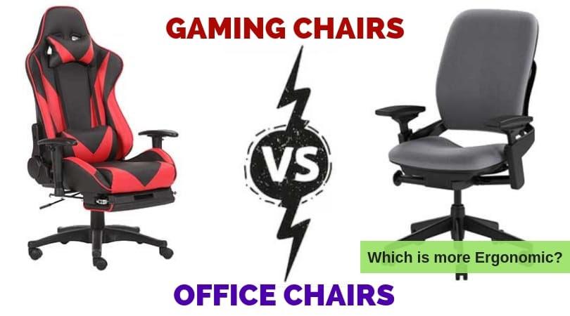 Gaming Chair Vs