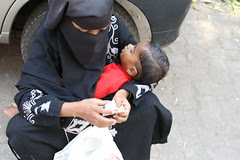 the story of a jihad .. that has bombed her life and her childs life too.. by firoze shakir photographerno1