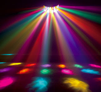 Afterburn Productions Event Lighting Page   Los Angeles DJ