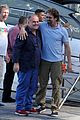 gerard butler ischia film festival arrival 04