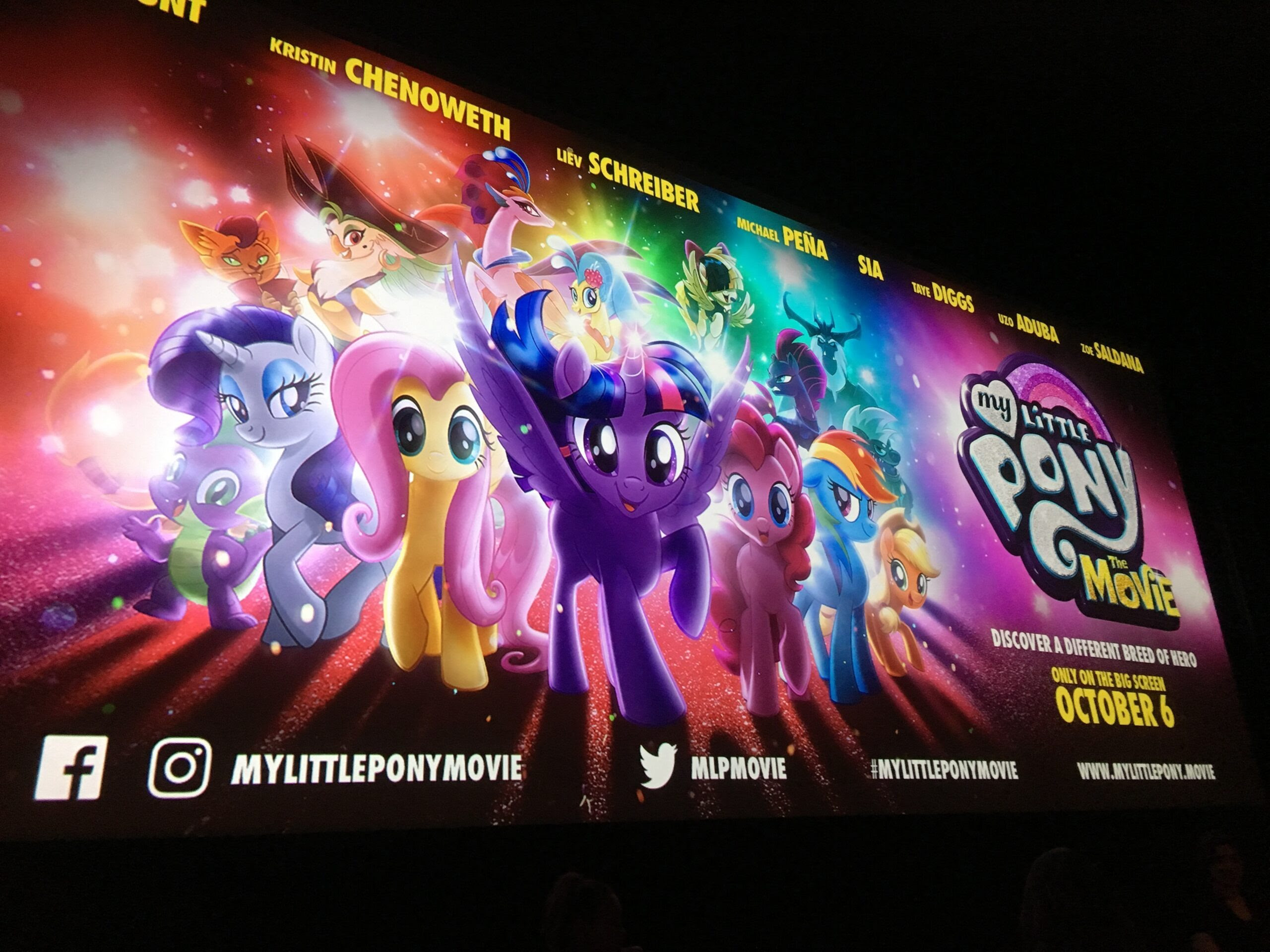 My Little Pony Movie New York Premiere Experience Movie Review