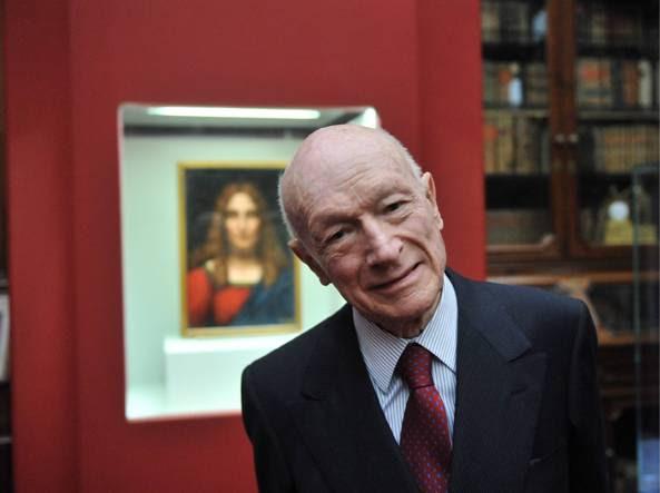 Bernardo Caprotti, il signor Esselunga