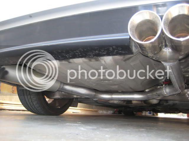 Bmw5erpl Zobacz Wątek E39 Sedan Wydech Ala M5 Duplex