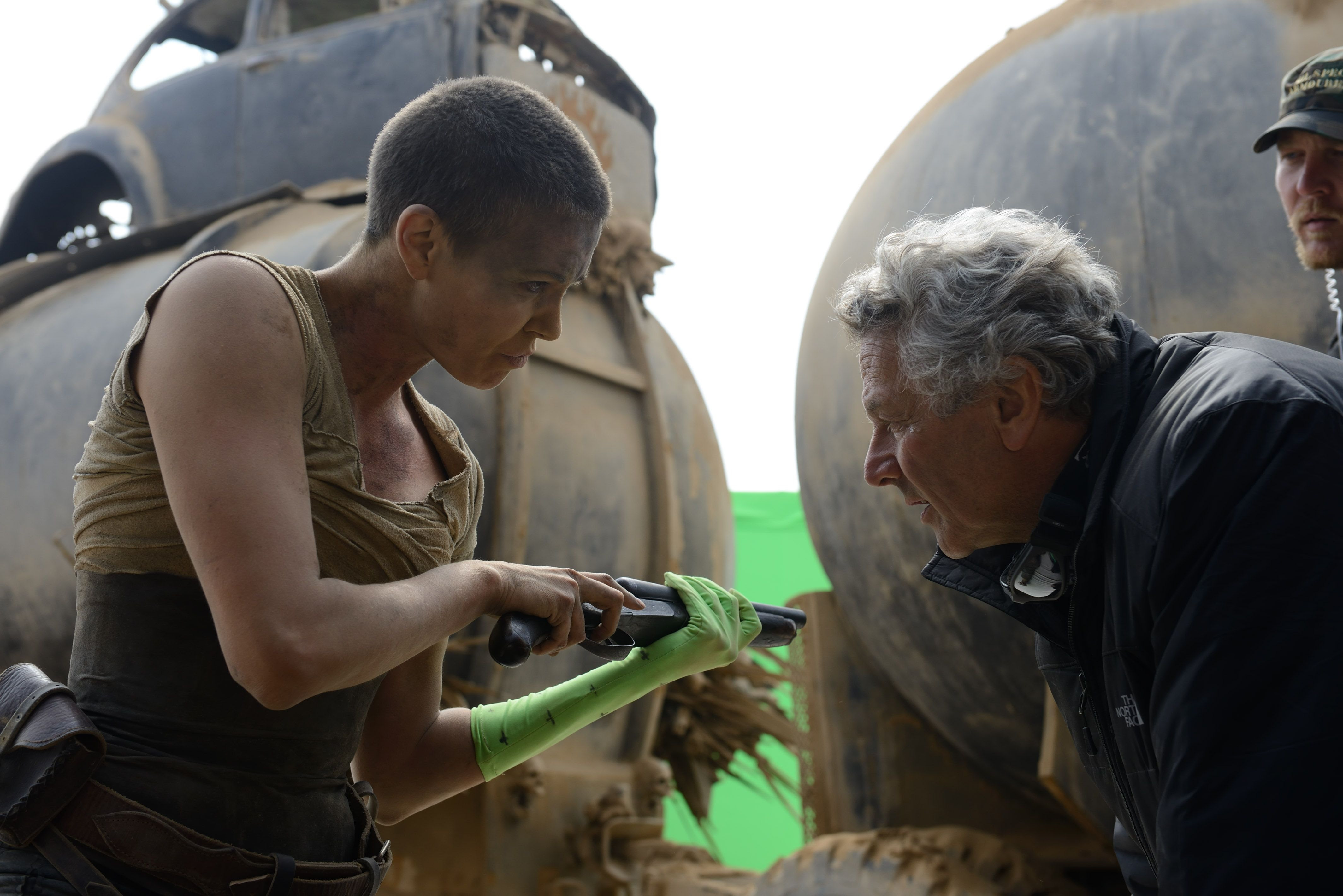 Image result for george miller directing mad max