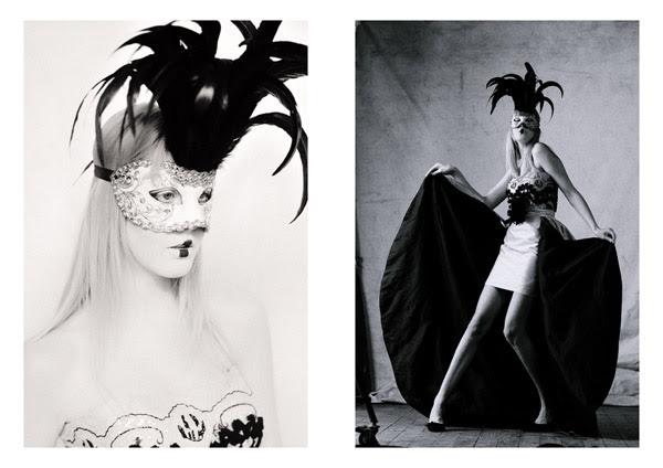 Editorial Bridal Fashion, Catherine Colubriale Couture, Sydney Australia