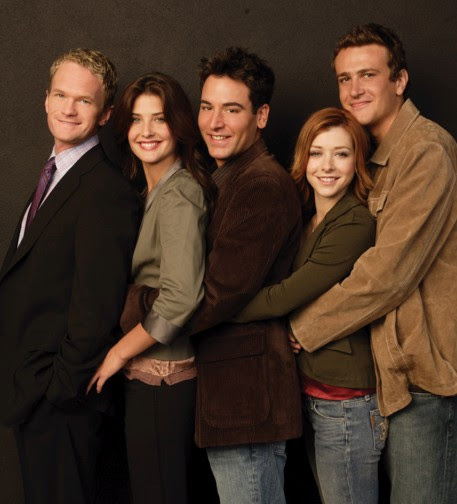 How I Met Your Mother, series, television, CBS, USA, TV series