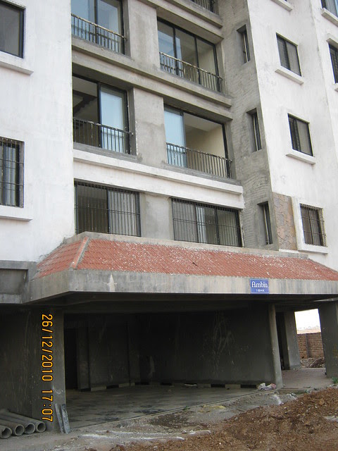 Ambia has Luxurious 1 BHK Flats  - Mahavir Natura, almost Ready for Possession 1 BHK & 2 BHK Flats at Talegaon MIDC Junction on Old Mumbai Pune Highway (NH4) at Vadgaon Maval, Pune 412 106