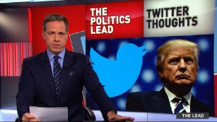 Jake Tapper: Trump concocts, shares 'untruths'
