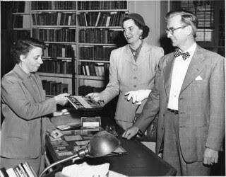 1958 nursing book donation