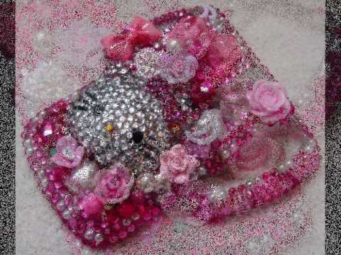 hello kitty iphone case rhinestone