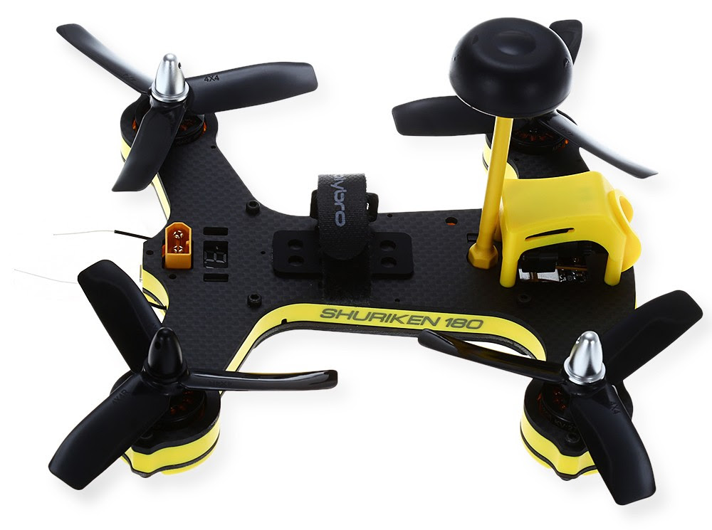 Holybro shuriken 180 Racing Quadcopter