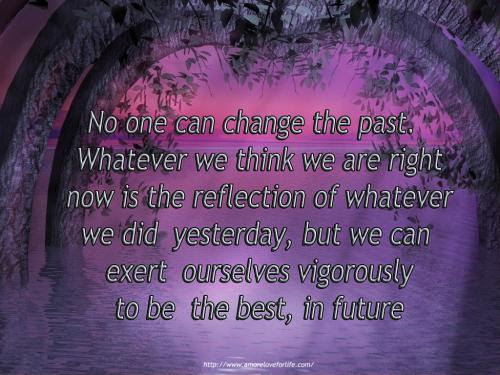 Quotes About Reflection On The Past 13 Quotes