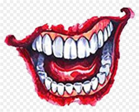 png joker smile hand tattoo png images