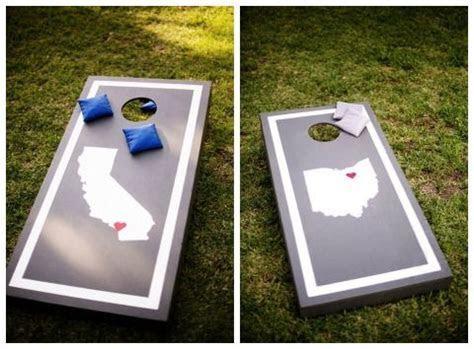 Best 25  Wedding cornhole boards ideas on Pinterest