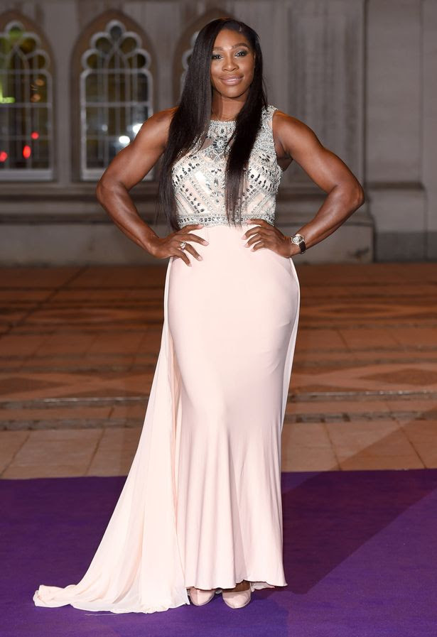 Serena Williams gown