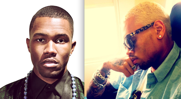 > Chris Brown shade Frank Ocean (No, homo) - Photo posted in The Hip-Hop Spot | Sign in and leave a comment below!