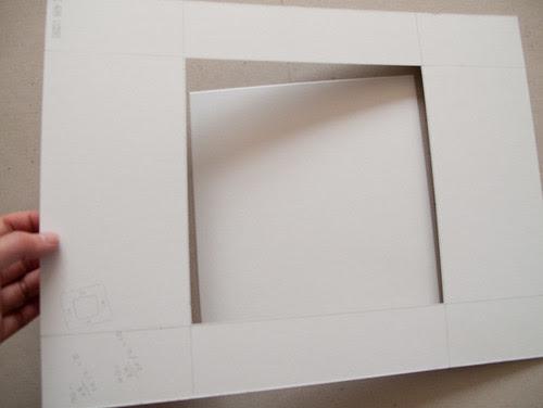 mat board cutting tute