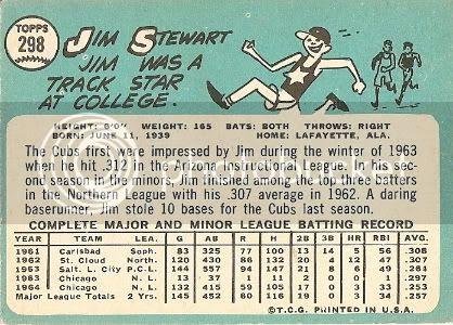 #298 Jim Stewart (back)