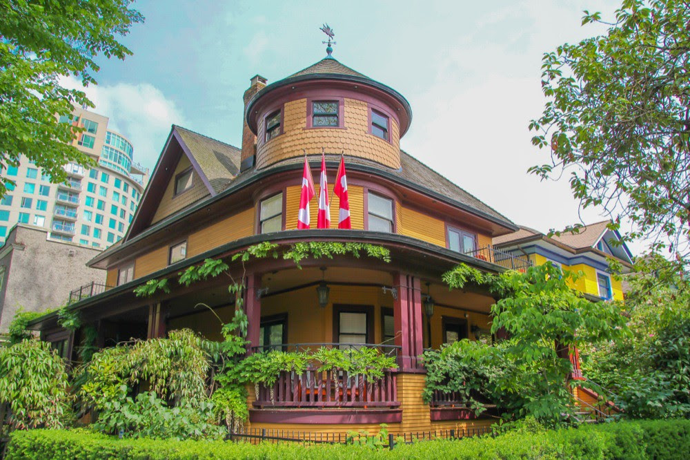 West End Heritage House at Bute & Nelson