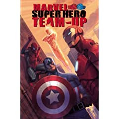 Marvel Super Hero Team-Up cover