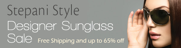 Stepani Style Discounted Designer Sunglasses