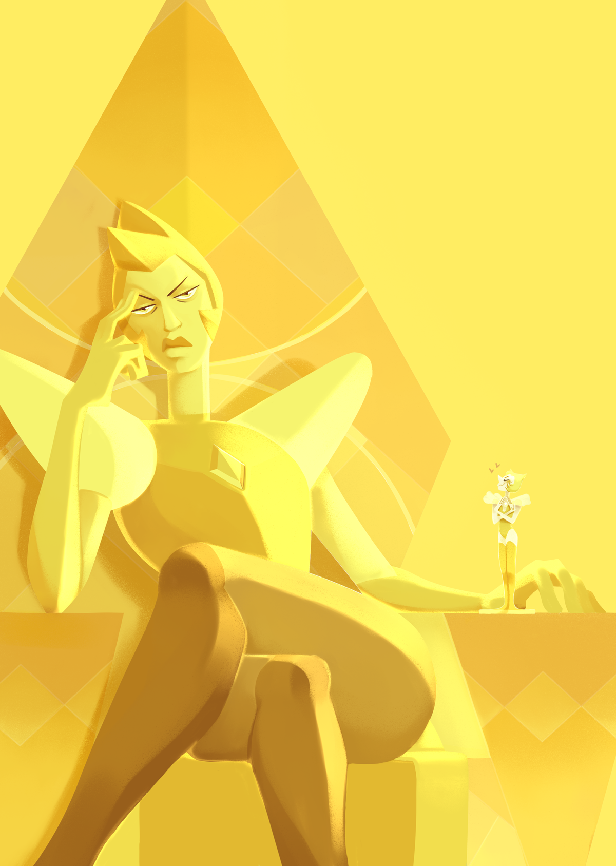 ✨ Huevember - day 1 ✨ My brilliant, opulent, radiant, glimmering-! as I promised this year I'm gonna make huevember! yep! and I'm gonna focus on the gems (since we actually have quite an interesting...