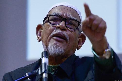 Pas kahwin Umno 'sumbang mahram' - Hadi