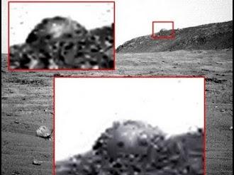 Imagen del Opportunity Encuentra ¿Evidencias de Vida en Marte?