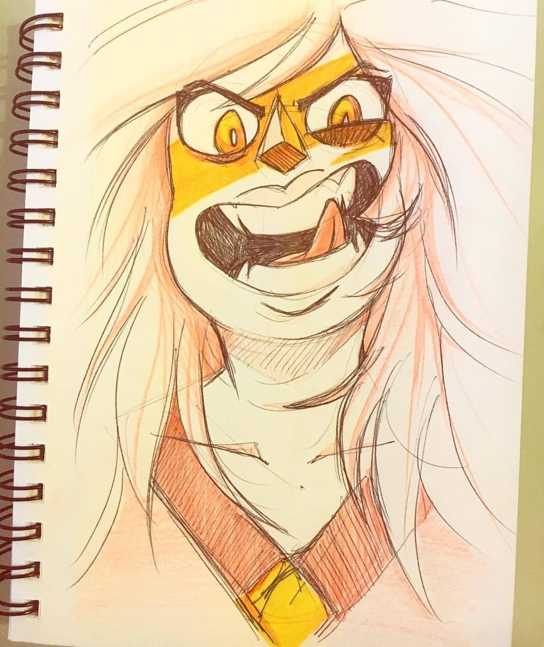 I forgot Jasper was my favorite.