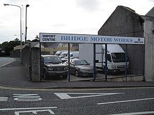 English: Sales Yard, Bridge Street Flack's Car...