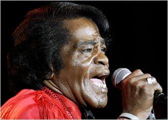 James Brown, 73, Dies; 'Godfather of Soul'