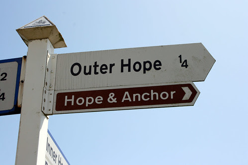 Outer hope