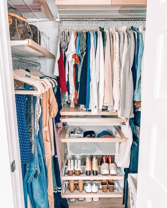 5 Things In Your Closet To Get Rid Of Now