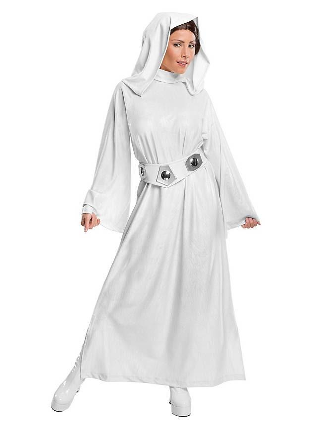 Star Wars Prinzessin Leia Kostüm Maskworldcom