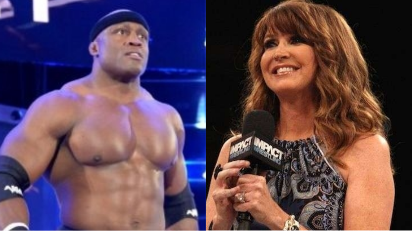 Dixie Carter Comments On Bobby Lashleys Wwe Return Lashley Responds