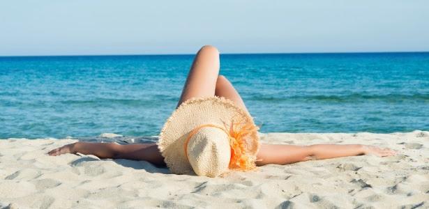 A exposição ao sol deve ser evitada no verão, quando a incidência de raios ultravioletas está mais alta