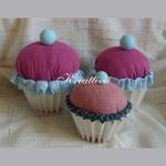 Cupcake da riciclo Creattiva Tutorial