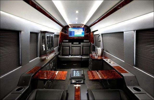 Is It a Jet or a Van?