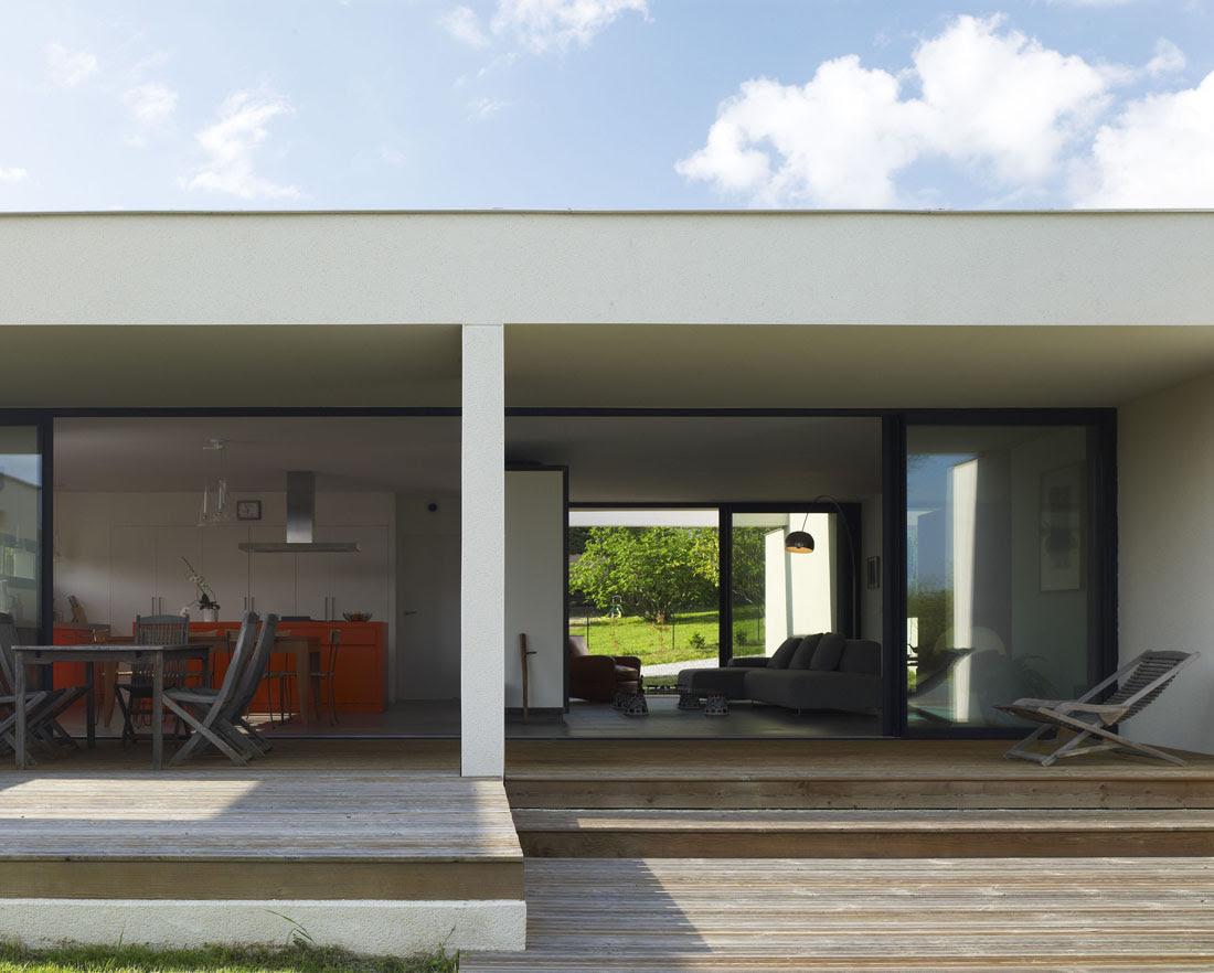 Prax-Architects, Architecture, Design, House, Interiors