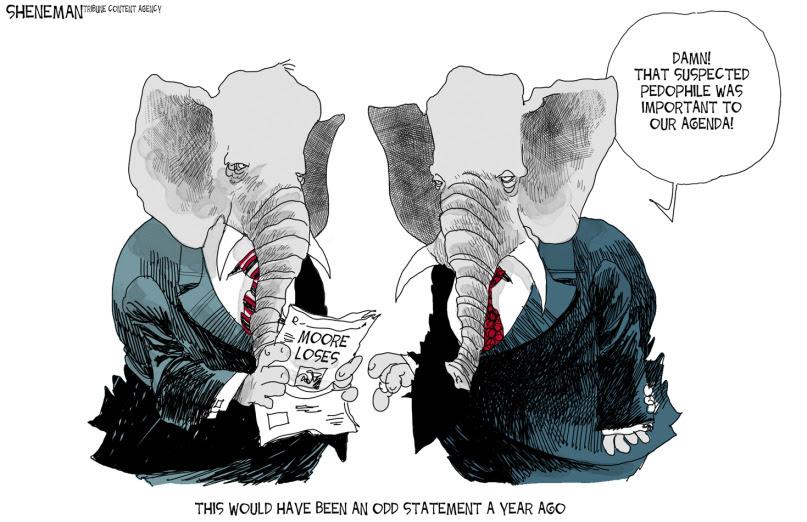 Republican regrets